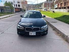 BMW 120i (2016), 1.6 con turbo, Caja mecánica 6ta