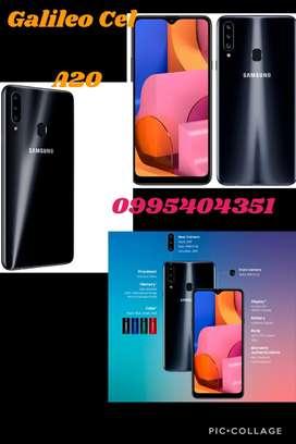 Celulares Samsung A20. A51
