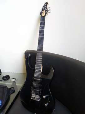 Guitarra eléctrica Guson + combo