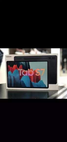 Vendo tablet Samsung tab S7 sellada 128gb