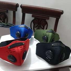 Mascara antipolucion