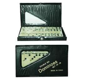 Juego de Domino Juego de Mesa Fichas