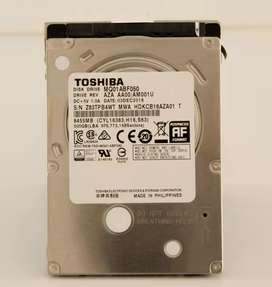 Disco Duro 500GB Slim TOSHIBA para portatil