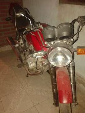 Vendo  moto koniza
