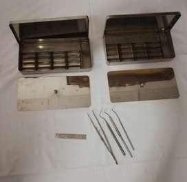 Cajas para Endodoncia