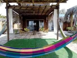 Se alquila casa de playa en Los Órganos - Talara