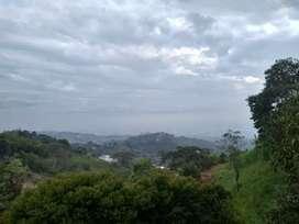 Se vende propiedad campestre con vista a la ciudad  la buitrera cali  km 10