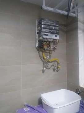 Reparaciones de calentadores  a domicilio