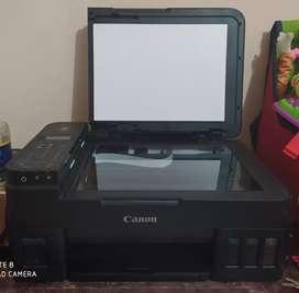 Impresora canon G4100