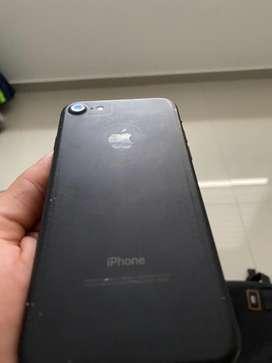 Vendo iphone 7 usado muy buen estado