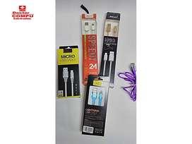Gran Promo!!! Cargadores De Teléfonos Ultra Rápidos!! y Cables USB /C