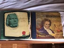 Discos de vinilo Ópera / varios.