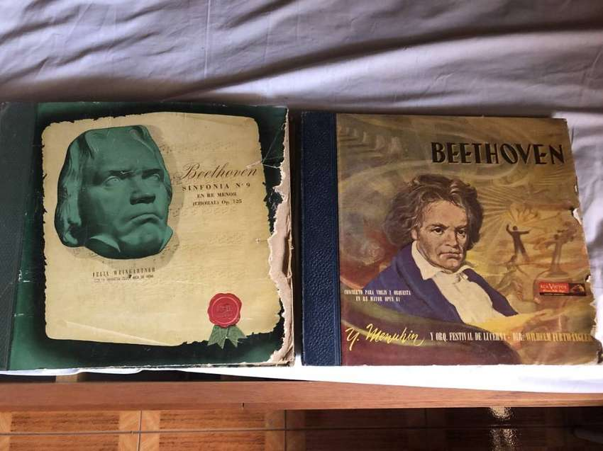 Discos de vinilo Ópera / varios. 0