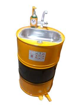 Lavamanos Portátil Autonomo ( no necesita punto de agua)