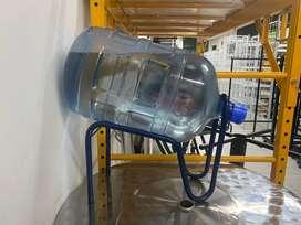 soporte botellon de agua