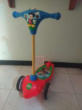 Patineta Scoter Disney