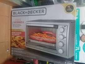 HORNO BLACK AND DECKER FREIDOR CON AIRE