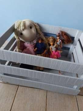 Cajón para juguetes