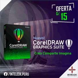 Corel Draw Diseña tu imaginación