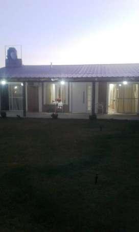 Casa 02 dorm. - Barrio Solar de la Patagonia