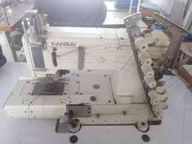 Se vende maquinaria para taller de confeccion