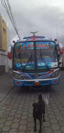 Vendo bus de coop la esperanza