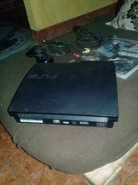 Vendo ps3 slim