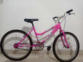 Bicicleta Rally Rosa
