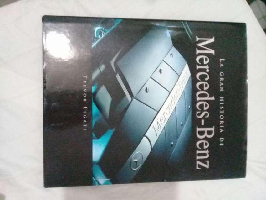 Libro La Gran Historia de Mercedes Benz 0
