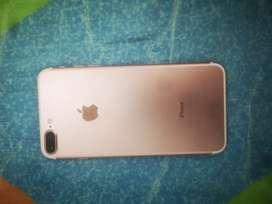 Vendo o cambio por Android iPhone 7 plus de 128gb