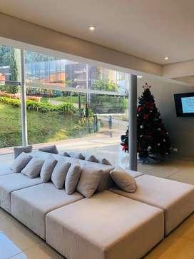 Se vende, hermoso, comodo y campestre apartamento en sabaneta - Antioquia