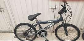 Bicicleta para niño Shimano
