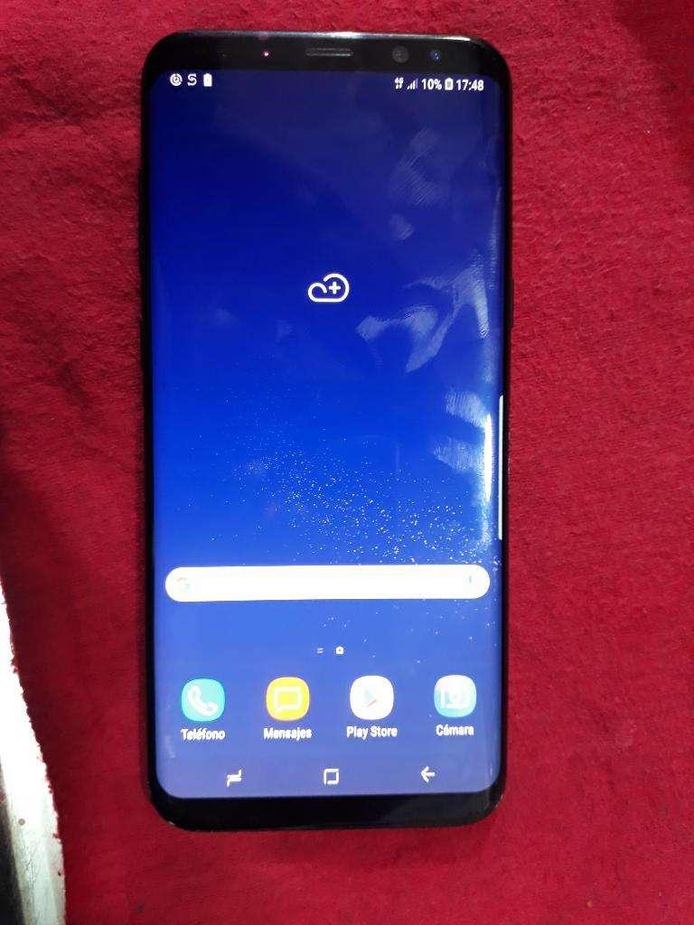 Vendo Samsung S8 Plus 0