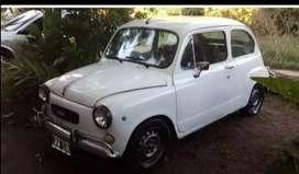 Fiat 600  listo para transferir