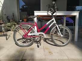 Vendo bicicleta Rodado 16 niño