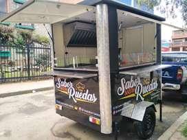 Vehiculo/carro/trailer de comidas rápidas-Food truck
