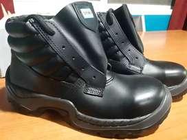 Borsegos  zapatos de seguridad ombú talle 40 dieléctricos nuevos