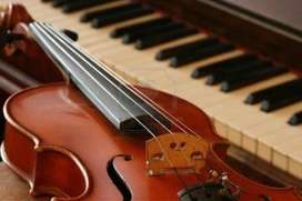 Clases de violin y piano facil