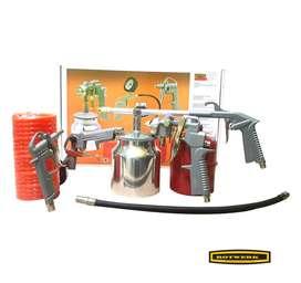 Kit De Pistola De Aire En Caja/ Rotwerk/ 806204a