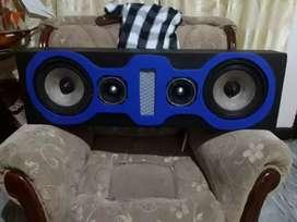 Cajones para sonido