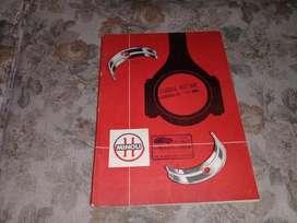 Manual Técnico De Cojinetes, Bancada Y Árbol De Levas