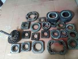 Lote de 25 nucleos para bobinar motores