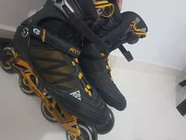 Patines en perfecto estado
