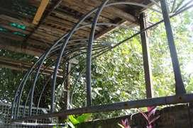 Armazon, estructura para toldo