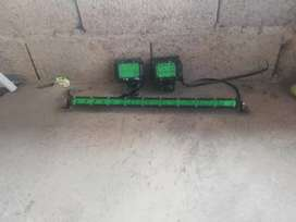 Vendo 3 barras led