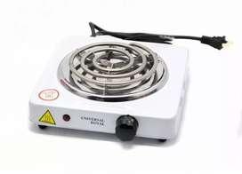 Estufa eléctrica un fogón