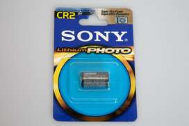 Pila Sony Fotografía Litio Cr2 3 V.
