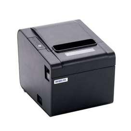 Impresora Térmica de 80mm con Corte Automático USB