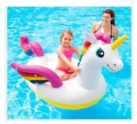 Flotador Unicornio Gigante Para Niños Y Bebes 57561