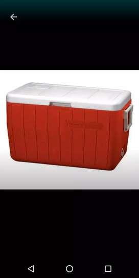Cooler Marca coleman de 47 litros E.E.U.U NUEVOS(AREQUIPA)